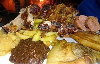 Rinconin de Deva -  Menú Parrillero y Parrillero Especial - El Rinconín de Deva